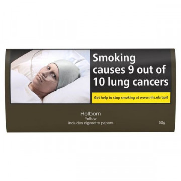 Holborn Yellow 50g - Click to Enlarge
