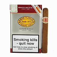 Cuban Romeo y Julieta Club Kings